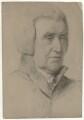 Edward Venables Vernon Harcourt, by George Brown, after  George Richmond - NPG D35314