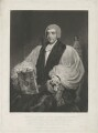 Edward Venables Vernon Harcourt, by and published by William James Ward, printed by  Chatfield & Co, after  William Owen - NPG D35313
