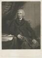 Edward Venables Vernon Harcourt, by Henry Meyer, published by  Josiah Boydell, after  John Jackson - NPG D35316