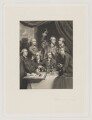 'The Dilettanti Society', by Charles Algernon Tomkins, after  Sir Joshua Reynolds - NPG D35196