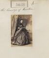 Louisa Madaleine (née Hawkins), Countess of Kintore
