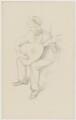 Arnold Dolmetsch, by Sir William Rothenstein - NPG D35343