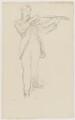 Arnold Dolmetsch, by Sir William Rothenstein - NPG D35344