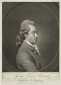 George Simon Harcourt, 2nd Earl Harcourt, by and published by Valentine Green, after  Daniel Gardner - NPG D35319