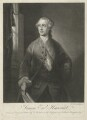 Simon Harcourt, 1st Earl Harcourt, by James Macardell, after  Benjamin Wilson - NPG D35320