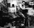Frank Auerbach, by Jorge ('J.S.') Lewinski - NPG x13704