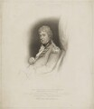 John Hely-Hutchinson, 2nd Earl of Donoughmore, by K. Mackenzie, published by  T. Cadell & W. Davies, after  William Evans, after  Thomas Phillips - NPG D35352