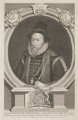 Thomas Sackville, 1st Earl of Dorset, by George Vertue, published by  John & Paul Knapton - NPG D35356