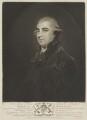 John Frederick Sackville, 3rd Duke of Dorset, by Thomas Hardy, published by  John Ginger, after  Sir Joshua Reynolds - NPG D35362