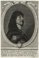 James Stanley, 7th Earl of Derby, by David Loggan, after  Sir Anthony van Dyck - NPG D35474