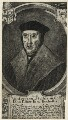 Called John Fisher, by Robert Vaughan, after  Unknown artist - NPG D35476