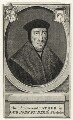 Called John Fisher, by Remigius Parr, after  Robert Vaughan - NPG D35475