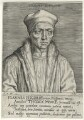 John Fisher, published by Frans van den Wyngaerde (Wijngaerde), after  Unknown artist - NPG D35484