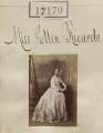 Ellen Maud (née Ricardo), Lady Bruce