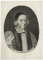 William Sancroft, after Edward Lutterell (Luttrell) - NPG D35487