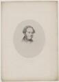 Edmund Parker, 2nd Earl of Morley, by Richard James Lane, after  Field Talfourd - NPG D35412