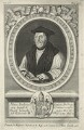 Matthew Parker, by Robert White, published by  Richard Chiswell, possibly after  Richard Lyne - NPG D35494