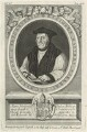 Matthew Parker, by Robert White, published by  Richard Chiswell, possibly after  Richard Lyne - NPG D35495