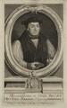 Matthew Parker, by George Vertue, published by  John Wyat - NPG D35498