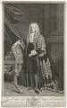 Philip Yorke, 1st Earl of Hardwicke, by Bernard Baron, after  Allan Ramsay - NPG D35417