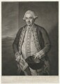 Sir Robert Harland, 1st Bt, by Richard Earlom, published by  Benjamin Beale Evans, after  Nathaniel Dance (later Sir Nathaniel Holland, Bt) - NPG D35443