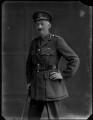 Sir Louis Ridley Vaughan, by Bassano Ltd - NPG x154490