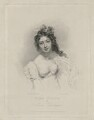 Maria Stanhope (née Foote), Countess of Harrington, by Charles Picart, published by  William Cribb, after  George Clint - NPG D35461