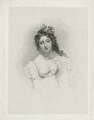 Maria Stanhope (née Foote), Countess of Harrington, by Charles Picart, published by  William Cribb, after  George Clint - NPG D35463