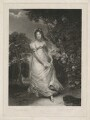 Maria Stanhope (née Foote), Countess of Harrington, by Thomas Goff Lupton, published by  William Sams, after  George Clint - NPG D35464
