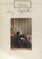 Letitia Sarah (née Napier), Lady Vassall, by Camille Silvy - NPG Ax52732