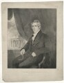 Thomas Harrison, by Maxim Gauci, printed by  Charles Joseph Hullmandel, after  Henry Wyatt - NPG D35536
