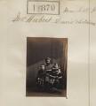 'Mrs Herbert Davis's children', by Camille Silvy - NPG Ax64762