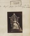 'La Reine de la Paix' by Baron Carlo Marochetti, by Camille Silvy - NPG Ax55523