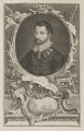 Sir Francis Drake, by Jacobus Houbraken, published by  John & Paul Knapton - NPG D35386