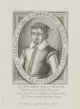 Michael Drayton, published by William Richardson, after  William Hole (Holle) - NPG D35393