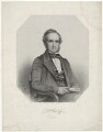 William Henry Harvey, by Thomas Herbert Maguire, printed by  M & N Hanhart, published by  George Ransome - NPG D35555