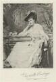 Elizabeth Evelyn Hastings (née Harbord), Lady Hastings, by Frederick John Jenkins, after  Archibald John Stuart Wortley - NPG D35572