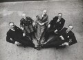Thomas Agnew & Sons, Gallery Directors, by Lord Snowdon - NPG P797(54)