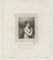 Lady Frances Anne Maude (née Agar), Vicountess Hawarden, by Henry Meyer, after  Anne Mee (née Foldsone) - NPG D35607