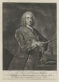 Edward Hawke, 1st Baron Hawke, published by Robert Sayer, published by  John Ryall, published by  Robert Withy - NPG D35610
