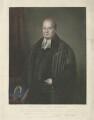 John Hawker, by W. Phillips, published by  John Bennett, after  Mr Harris - NPG D35613