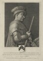 Sir John de Hawkwood, by Thomas Patch, after  Paolo Uccello - NPG D35622