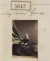 Lady Caroline Elisabeth Garnier (née Keppel)