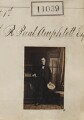 Sir Richard Paul Amphlett, by Camille Silvy - NPG Ax60743