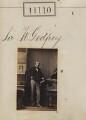 Sir William Duncan Godfrey, 3rd Bt, by Camille Silvy - NPG Ax60810