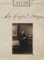 Sir Capel Molyneux, 7th Bt, by Camille Silvy - NPG Ax60859