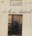 Sir Henry William Dashwood, 5th Bt, by Camille Silvy - NPG Ax60860