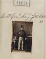 Sir James Jackson, by Camille Silvy - NPG Ax61297
