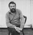 John Robert Fowles, by Dmitri Kasterine - NPG P1328