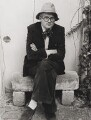 David Hockney, by Dmitri Kasterine - NPG P1331